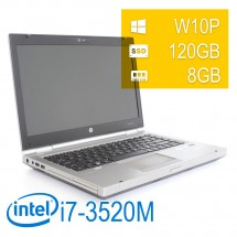 Hp Elitebook 8570P I7-3520M/4/320/DVD/W10Pupd/1Y