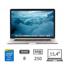 Apple Macbook Pro Retina 15 (L13) - i7-4750HQ/16/SSD750/15,4/1Y