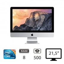 Apple iMac 21,5 (M10) I3-540/8/500/Sierra 10.12.5