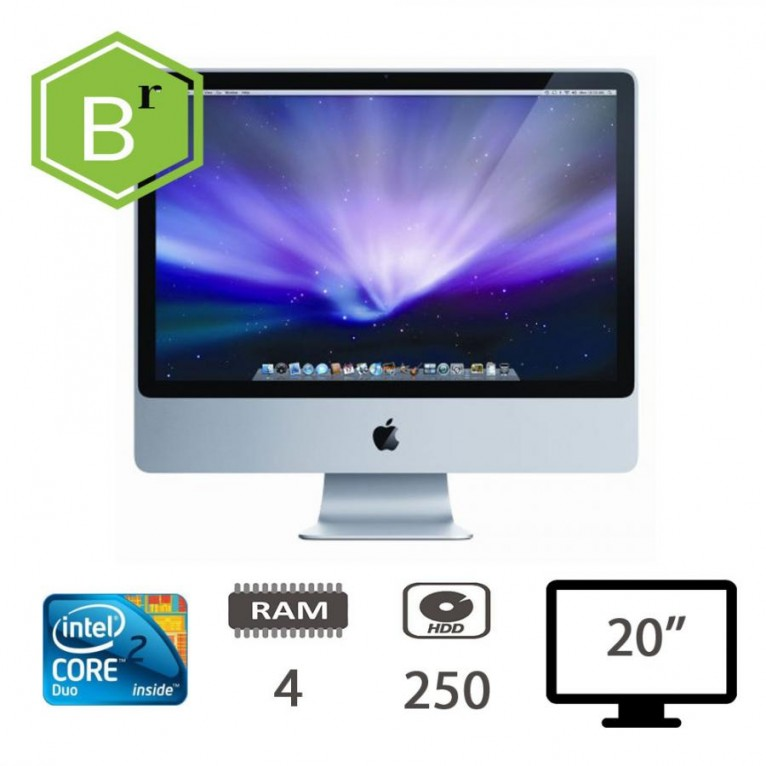 Apple iMac 20 (M07) - Intel Core 2 Duo-T7300/4Gb/Hdd250/Mountain Lion10.8.5