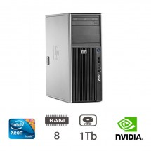 Hp Z400 Workstation - Xeon W3505/8/1000/NVS300/W10PUPD/1Y