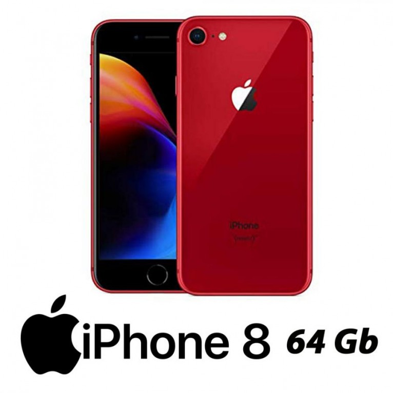 Apple iPhone 8 - 64 Gb RED