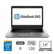 Hp Elitebook 840 G2 I5-5200U/8/SSD120/14/W10PUPD/1Y