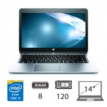 Hp Elitebook Folio 1040 G2 - I5-5200U/8/120SSD/14/W10PUPD/1Y