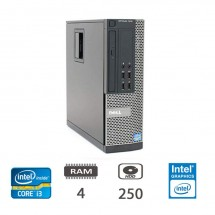 Dell Optiplex 7010 SFF I3-3220/4/250/W10PUPD/1Y