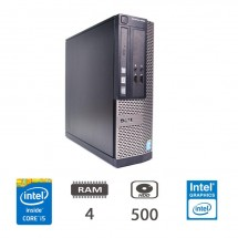 Dell Optiplex 3020 SFF I5-4570/4/500/W10PUPD/1Y