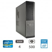 Dell Optiplex 3010 DT - i3-3245/4/500/DVD/W10PUPD/1Y