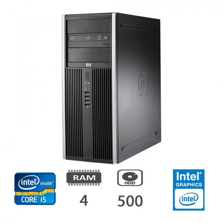 HP 8300 Elite MT - I5-3470/4/500/W10PUPD/1Y