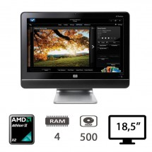 HP PAVILION MS228NL AIO - AMD-Athlon II X2-250/4/500HDD/18,5/1Y