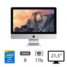 Apple iMac 21,5 (L13) I5-4570R/8/HDD1Tb/Mac OS Mojave