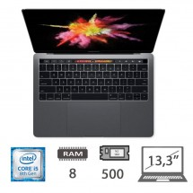 Apple Macbook Pro 13,3 (2018) TouchBar - i5-@ 2,30Ghz /8/500 M2-sata/Iris Plus 655/Catalina 10.15/Space Gray