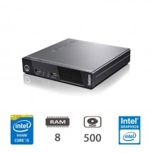 Lenovo ThinkCentre M73 Tiny - i5-4590T/8/500/W10P/1Y