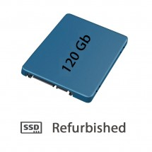 Solid state Disk 120Gb SSD - Refurbished