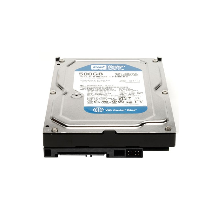 Hdd Hard Disk Sata 3,5 500 gb