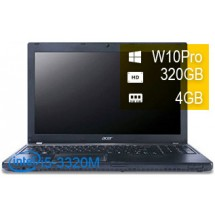 Acer Travelmate P653 - i5-3320/4/320/15HD/DVD/W10PUPD/1Y